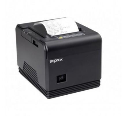 IMPRESORA POS80AM3 USB/SERIE/ETH. AUT. BLACK APPROX