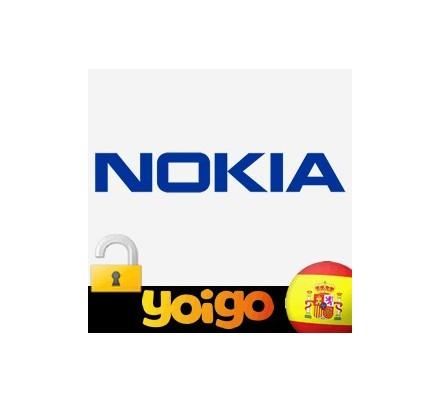 Liberar Nokia Yoigo