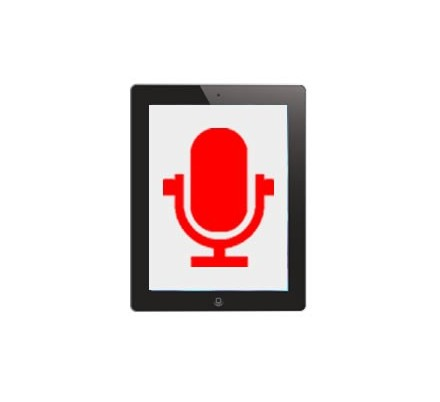 Cambio Microfóno Ipad 3