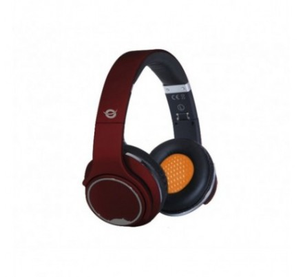 CONCEPTRONIC AURICULAR BLUETOOTH RED + ALTAVOCES