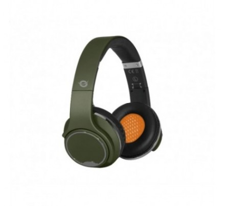 CONCEPTRONIC AURICULAR BLUETOOTH GREEN + ALTAVOCES