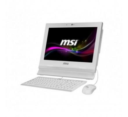 MSI AIO AP1622ET-037XEU WHITE SINGLE TOUCH