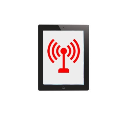 Cambio Antena GSM / 3G Ipad 4