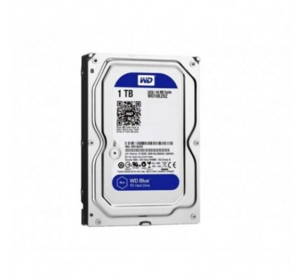 DISCO DURO 1 TB 3.5'' SATA WD BLUE 5400 RPM