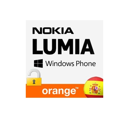 Liberar Nokia Lumia Orange