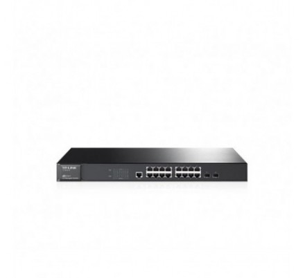 TP-LINK JETSTREAM LITE SWITCH 16 PORT 10/100/1Gbit RACK
