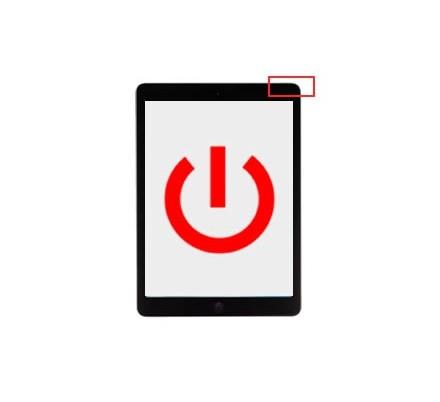 Cambio Botón Encendido Ipad Air