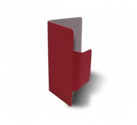 FUNDA UNIVERSAL SMARTPHONE 5.5'' RED LEOTEC