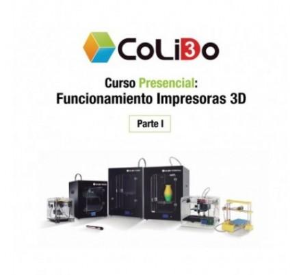 CURSO FUNCIONAMIENTO IMPRESORA 3D 1ª PARTE COLIDO