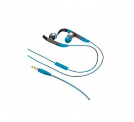 AURICULAR FIT IN-EAR SPORTS BLUE URBAN REVOLT