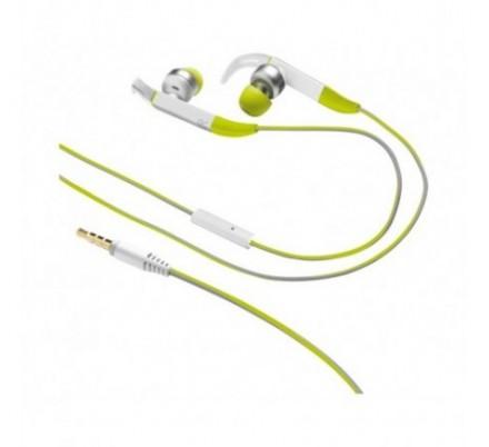 AURICULAR FIT IN-EAR SPORTS GREEN URBAN REVOLT