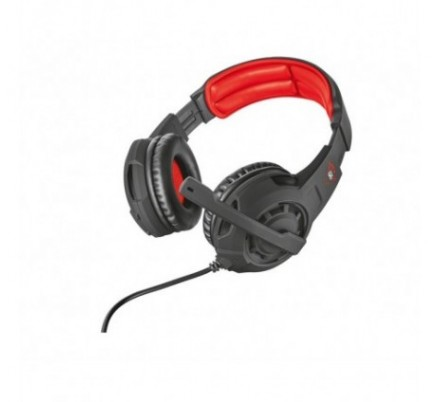 AURICULAR GAMING GXT310 BLACK/RED TRUST