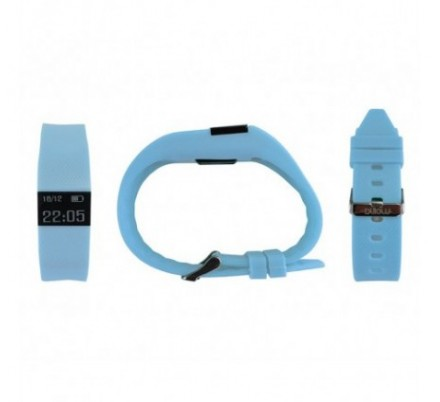 PULSERA SMART BLUE + PULSOMETRO BILLOW