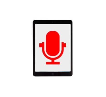 Cambio Microfóno Ipad Mini