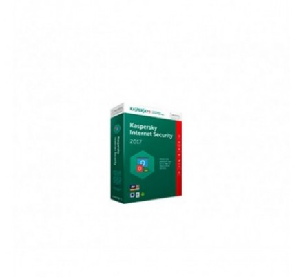 KASPERSKY INTERNET SECURITY MULTIDEVICE 2017 1 Lic.