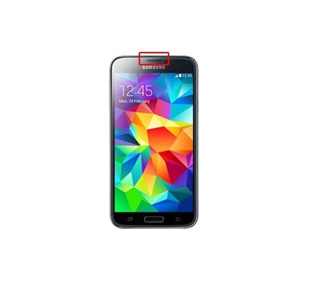 Cambio Auricular Samsung Galaxy S5