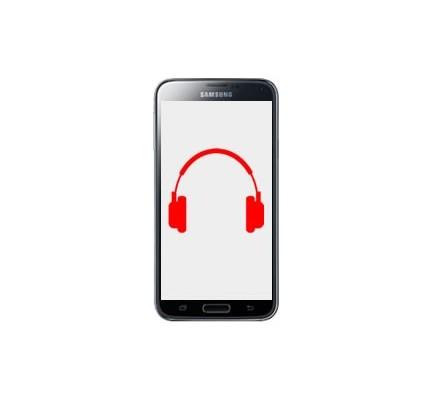 Cambio Entrada Auriculares Samsung Galaxy S5