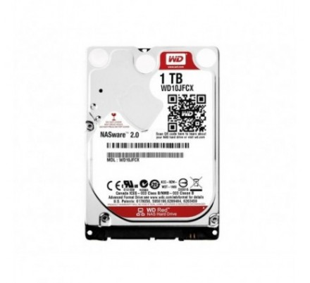 DISCO DURO 1 TB 2.5'' SATA WD NAS RED