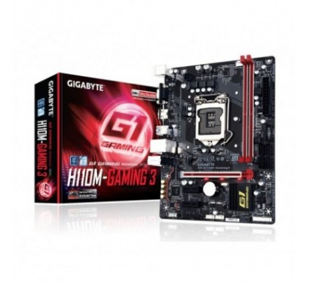 PLACA BASE H110M GAMING 3 GIGABYTE