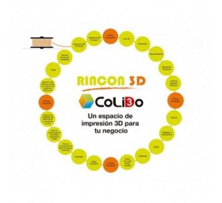 RINCON 3D COLIDO