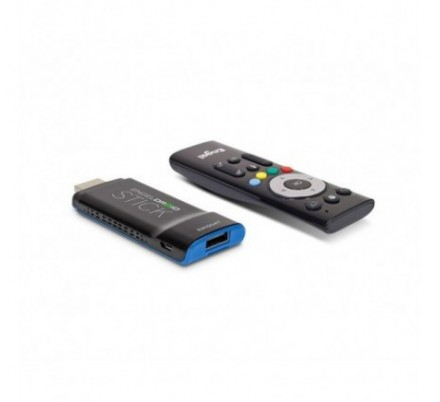 ANDROID TV STICK 4 GB + MOTION CONTROL  ENGEL