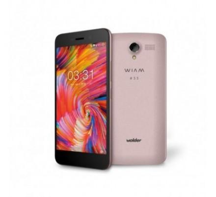 SMARTPHONE WIAM33 4G 5.5'' IPS PINK WOLDER