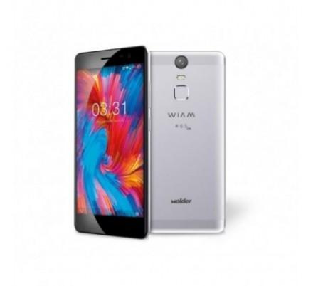 SMARTPHONE WIAM65 LITE 4G 5'' (16+2) IPS GREY WOLDER