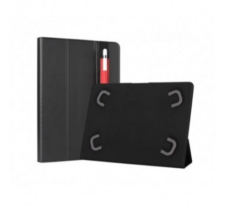 FUNDA UNIVERSAL TABLET 10.1'' BLACK LEOTEC