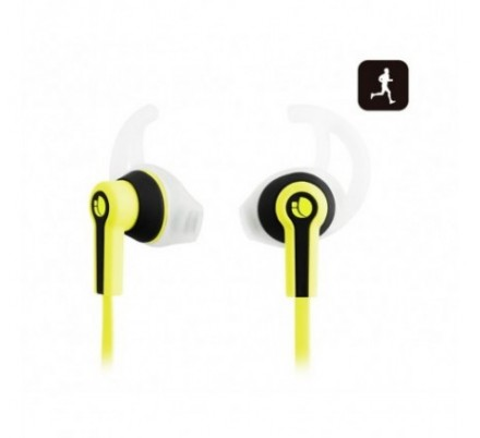 AURICULARES SPORT RACER YELLOW NGS