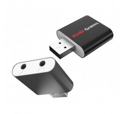 TARJETA SONIDO MARS GAMING 7.1 USB