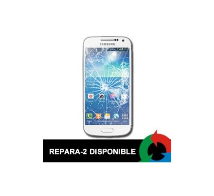 Cambio Display Samsung Galaxy S4 Blanco