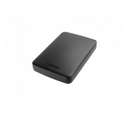 HDD EXTERNO TOSHIBA CANVIO BASICS 2.5 3 TB 3.0 BLACK