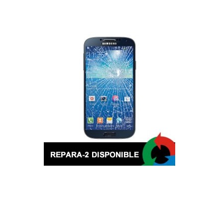 Cambio Display Samsung Galaxy S4 Azul