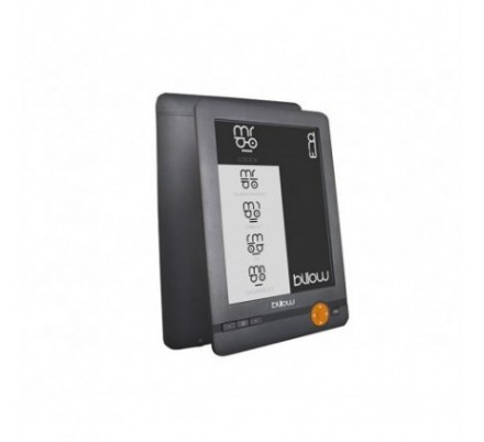 READER eBOOK 6'' 4 GB BLACK BILLOW