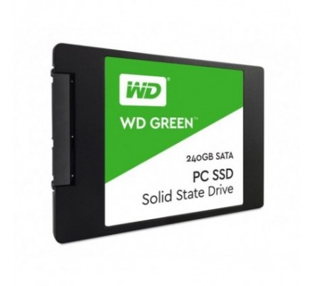 240 GB SSD GREEN WD