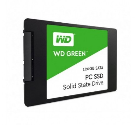 120 GB SSD GREEN WD