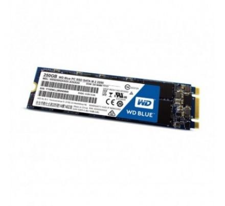 250 GB SSD SERIE M.2 2280 SATA 6 BLUE WD