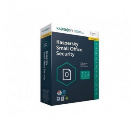 KASPERSKY SMALL OFFICE SECURITY 5.0 5 Lic. + 1 Server