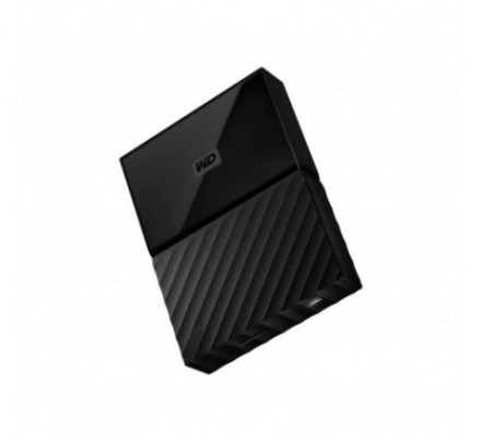 HDD EXTERNO WD 2.5 3 TB 3.0 MY PASSPORT WORLDWIDE BLACK