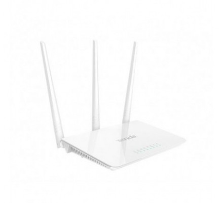 TENDA WIRELESS ROUTER N 300 Mbps. F3