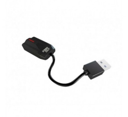 KEEPOUT TARJETA SONIDO GAMING 7.1 USB