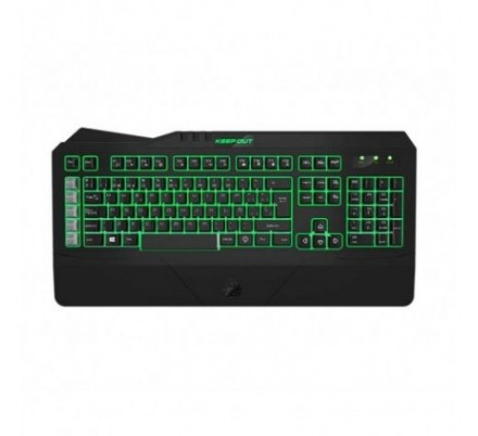 KEEPOUT GAMING KEYBOARD F89CHV2