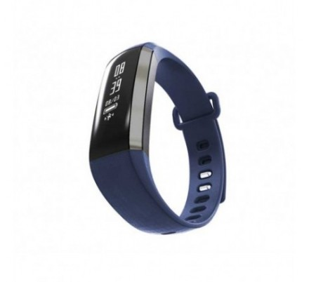 PULSERA FITNESS HEALTH BLUE LEOTEC