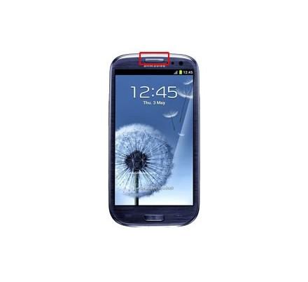 Cambio Auricular Samsung Galaxy S3