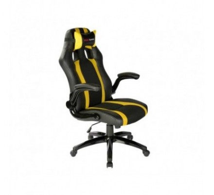 SILLA GAMING PROFESSIONAL MARS MGC2 BLACK/YELLOW