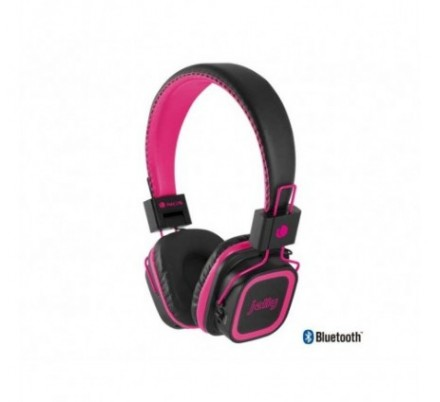 AURICULARES PINK ARTICA JELLY BLUETOOTH NGS
