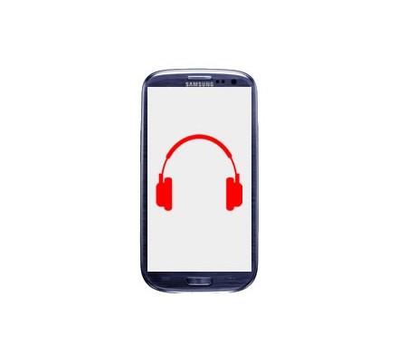 Cambio Entrada Auriculares Samsung Galaxy S3