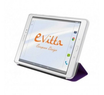 FUNDA TRIFLEX GALAXY TAB A 10.1'' PURPLE E-VITTA