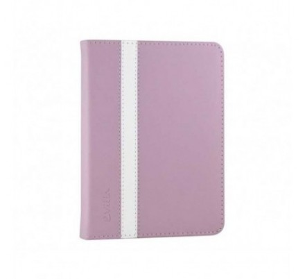 FUNDA BOOKLET READERS 6'' PINK E-VITTA