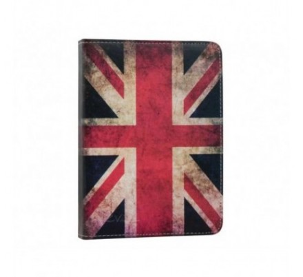 FUNDA BOOKLET URBAN TRENDY READERS 6'' ENGLAND E-VITTA